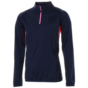 PUMA Arsenal FC 1/4 Zip Top - KNOCKOUT PINK