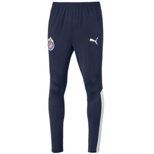 CHIVAS TRAINING PANTS-PEACOAT