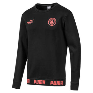 PUMA MANCHESTER CITY FTBL CULTURE SWEATER