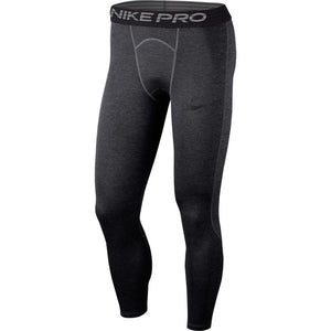Nike Pro Grey Men's 3/4 Tights