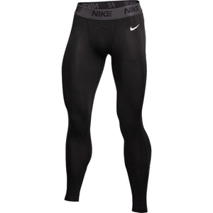 Nike Men's Pro Black Therma Tights - Balck