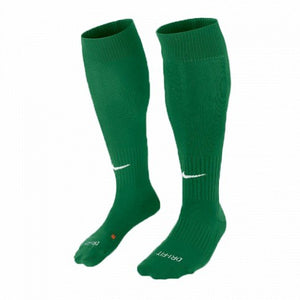 Nike Classic Cushioned Knee High Socks-Forest Green
