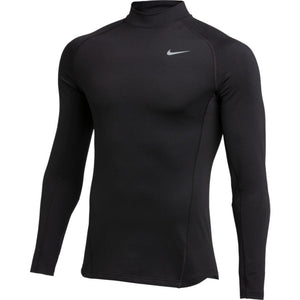 Nike Pro Therma Men's Black Long-Sleeve Top