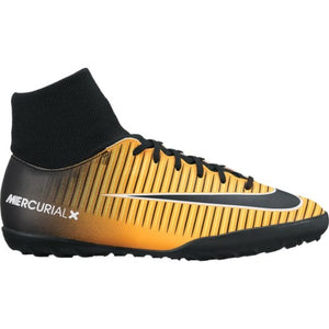NIKE JR MercurialX Victory VI TF-LASER ORANGE/BLACK