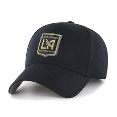 MITCHELL & NESS LOS ANGELES FC ADJUSTABLE HAT