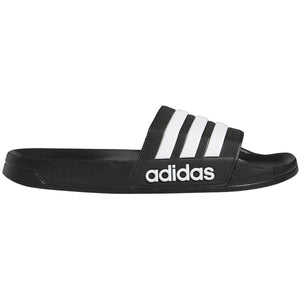 ADIDAS ADILETTE SHOWER SLIDES-BLACK/WHITE