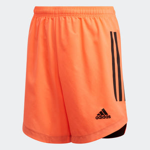 Adidas Youth Condivo 20 Goalkeeper Short - SALMON/BLACK