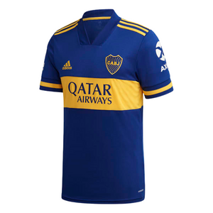 ADIDAS BOCA JUNIORS HOME STADIUM JERSEY 20/21