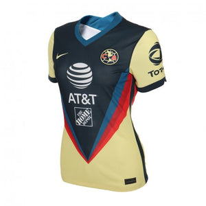NIKE Club América 2020/21 Stadium Home Women's Soccer Jersey