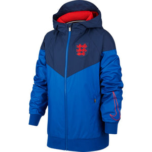 Nike England Youth Windrunner Woven Jacket