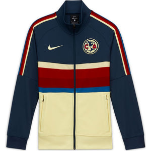 Nike Club América Big Kids' Soccer Track Jacket