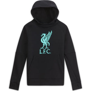 Nike Youth Liverpool F.C Fleece Pullover Soccer Hoodie