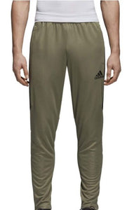 Adidas Men's Tiro 17 Training Pants - Night Cargo / Steel