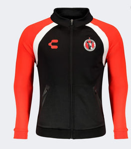 Charly Xolos Jacket-BLACK/Red