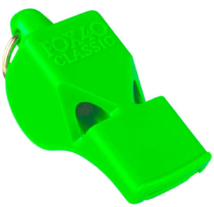 FOX 40 CLASSIC WHISTLE - NEON GREEN