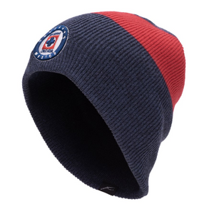 Fi Collections Cruz Azul Fury Knit-Navy/Red