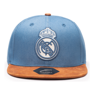 Fi Collections Real Madrid Orion Snapback-Blue/Brown