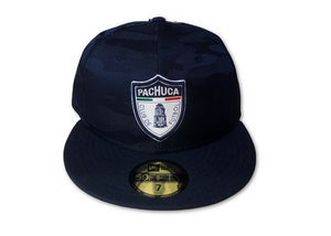 NEW ERA PACHUCA 59FIFTY FITTED HAT-NAVY