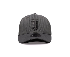 FI COLLECTIONS JUVENTUS TROPHY ADJUSTABLE HAT-GREY/BLACK