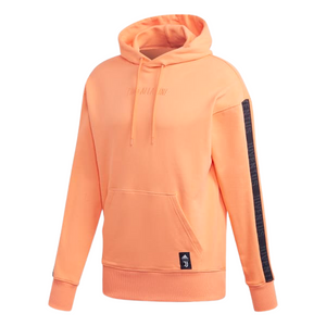 ADIDAS JUVENTUS SEASONAL SPECIAL HOODIE-EASY ORANGE/BLACK