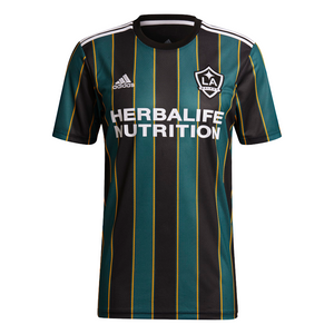 ADIDAS LA GALAXY AWAY STADIUM JERSEY 21/22