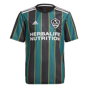 Adidas Youth LA Galaxy Away Stadium Jersey 21/22