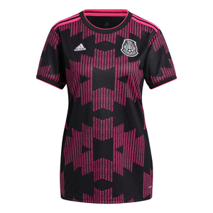 ADIDAS WOMEN'S MEXICO HOME STADIUM JERSEY 2020