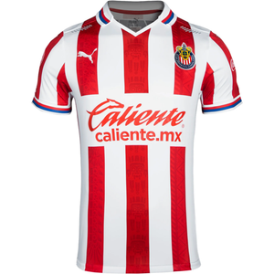 PUMA CHIVAS HOME AUTHENTIC STADIUM JERSEY 20/21