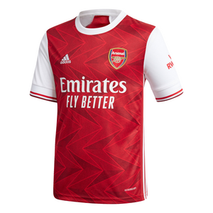 ADIDAS ARSENAL YOUTH HOME STADIUM JERSEY 20/21