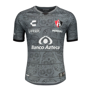 CHARLY ATLAS THIRD STADIUM JERSEY 20/21- GREY/BLACK