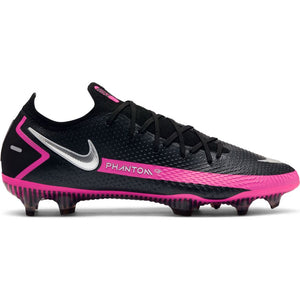 Nike Phantom GT Elite FG - Black/Pink