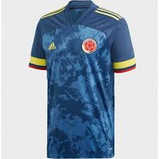 Adidas Men's Colombia Away Jersey 2020