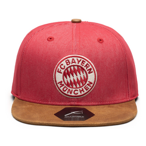 Fi Collections Bayern Munich Orion Snapback-Red/Brown