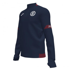 JOMA CRUZ AZUL TRAINING 1/4 ZIP SWEATSHIRT-NAVY