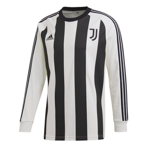 ADIDAS JUVENTUS ICONS LONG SLEEVE TEE