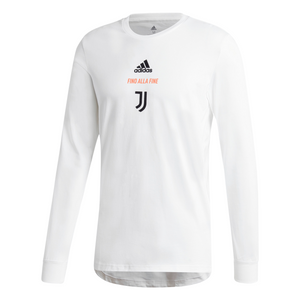 ADIDAS JUVENTUS SEASONAL SPECIAL LONG-SLEEVE TOP