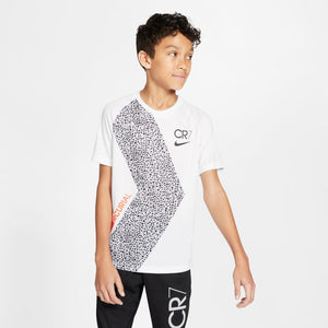 NIKE KIDS DRI-FIT CR7 T-SHIRT