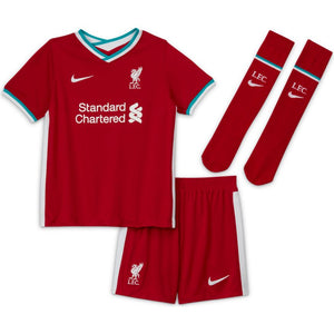 NIKE YOUTH LIVERPOOL FC HOME MINI KIT 20/21