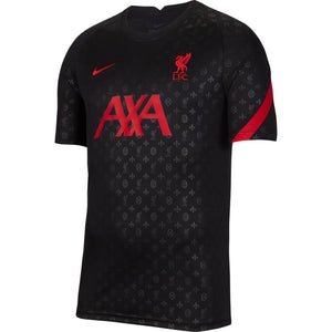 Nike Liverpool FC Men's Pre-Match Short-Sleeve Soccer Top