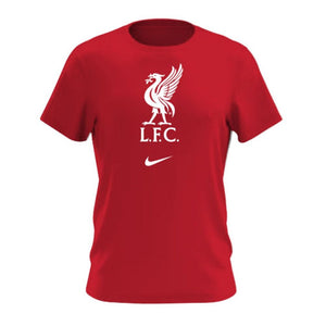 Nike Liverpool FC Men's Soccer T-Shirt-Red