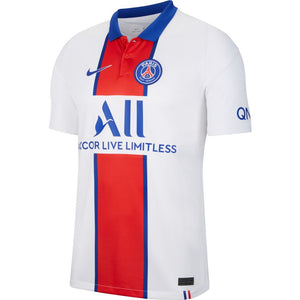NIKE PSG 20/21 VAPOR MATCH AWAY JERSEY