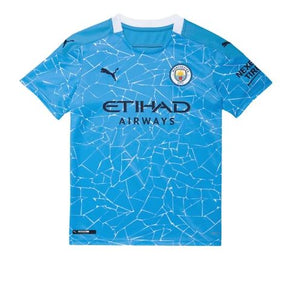 PUMA Manchester City FC Youth Home 20/21 Jersey