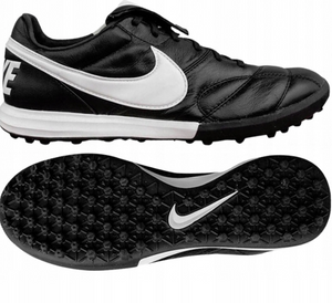 The Nike Premier II TF - Black/White