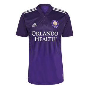 ADIDAS YOUTH ORLANDO CITY HOME STADIUM JERSEY 21/22