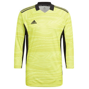 Adidas Women's Condivo 21 Long Sleeve Goalkeeper Jersey - Yellow