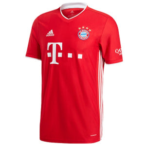 Adidas Men's FC Bayern Home Jersey 20/21