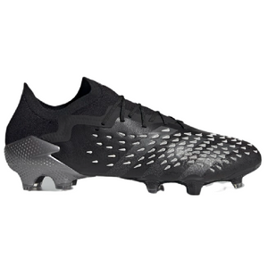 Adidas Predator Freak . 1 Low FG - Core Black/Black