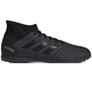 Adidas Youth Predator 19.3 TF - Black/Black