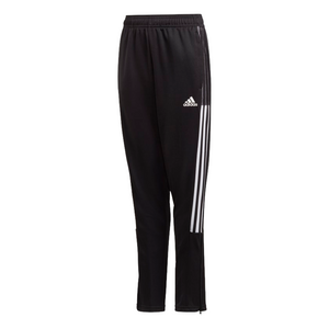 Adidas Youth Tiro 21 Track Pants- Black/White