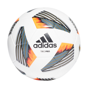 ADIDAS TIRO PRO BALL-WHITE/BLACK/TEAM LIGHT BLUE
